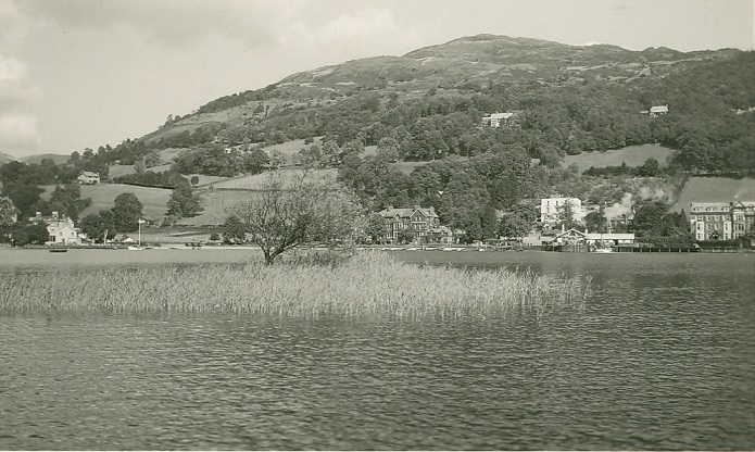 Windermere Waterhead Circa 1920